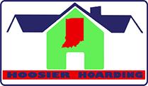 Hoosier Hoarding Logo